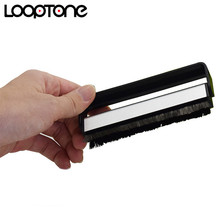 LoopTone Turntable Player Accessory Anti Static Carbon Fiber Vinyl record Cleaner Cleaning Brush for CD/LP high quality carbon fiber lp mat for turntables record