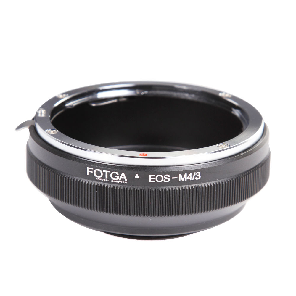 все цены на FOTGA Lens Adapter Ring for Canon EF/EFs Lens to Olympus Panasonic Micro 4/3 m4/3 E-P1 G1 GF1 GH5 GH4 GH3 GF6 Cameras онлайн