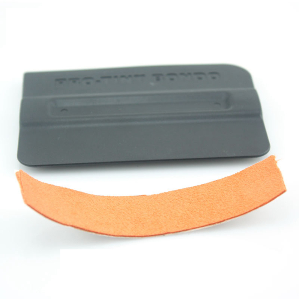 7 10cm Pro Tint Vinyl Squeegee Suede Felt Window Tint Car Film Wrap Tools MO 143P in Car Stickers from Automobiles Motorcycles