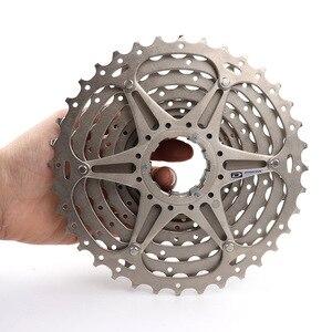Image 5 - SHIMANO DEORE M6000 CS M4100 HG500 HG50 10 Speed Mountain Bike freewheel MTB CASSETTE SPROCKET 11 36T 11 42T