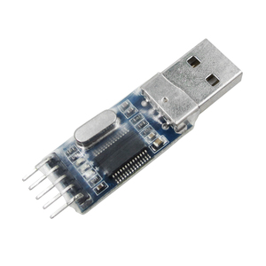 1pcs PL2303 USB To RS232 TTL Converter Adapter Module with free cable PL2303HX