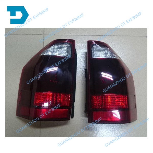 2003-2006 pajero v73 tail lamp MONTERO turning signal lamp 2000-2006 parking lamp full range parts available same as picture 2006
