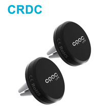 CRDC Rotatable Car Phone Holder Universal Magnetic Air Vent Mount Stand Mobile Phone Holder for iPhone 7 5s 6s Plus Samsung Etc