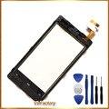 Черное Стекло Сенсорного Экрана Digitizer для Nokia Lumia 520 N520 Сенсорная Панель Сенсорный Экран С Рамкой Бесплатная Доставка + Инструменты