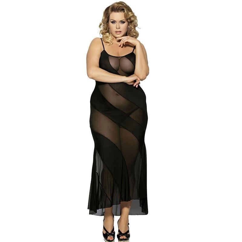 фото толстых в прозрачном - 6