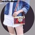 Fashion Handbag Evening bags Acrylic women bag camera shape evening bags women messenger bags TravellerMood