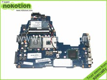 K000111590 laptop motherboard for toshiba satellite C660 LA-6841P intel GL40 DDR3