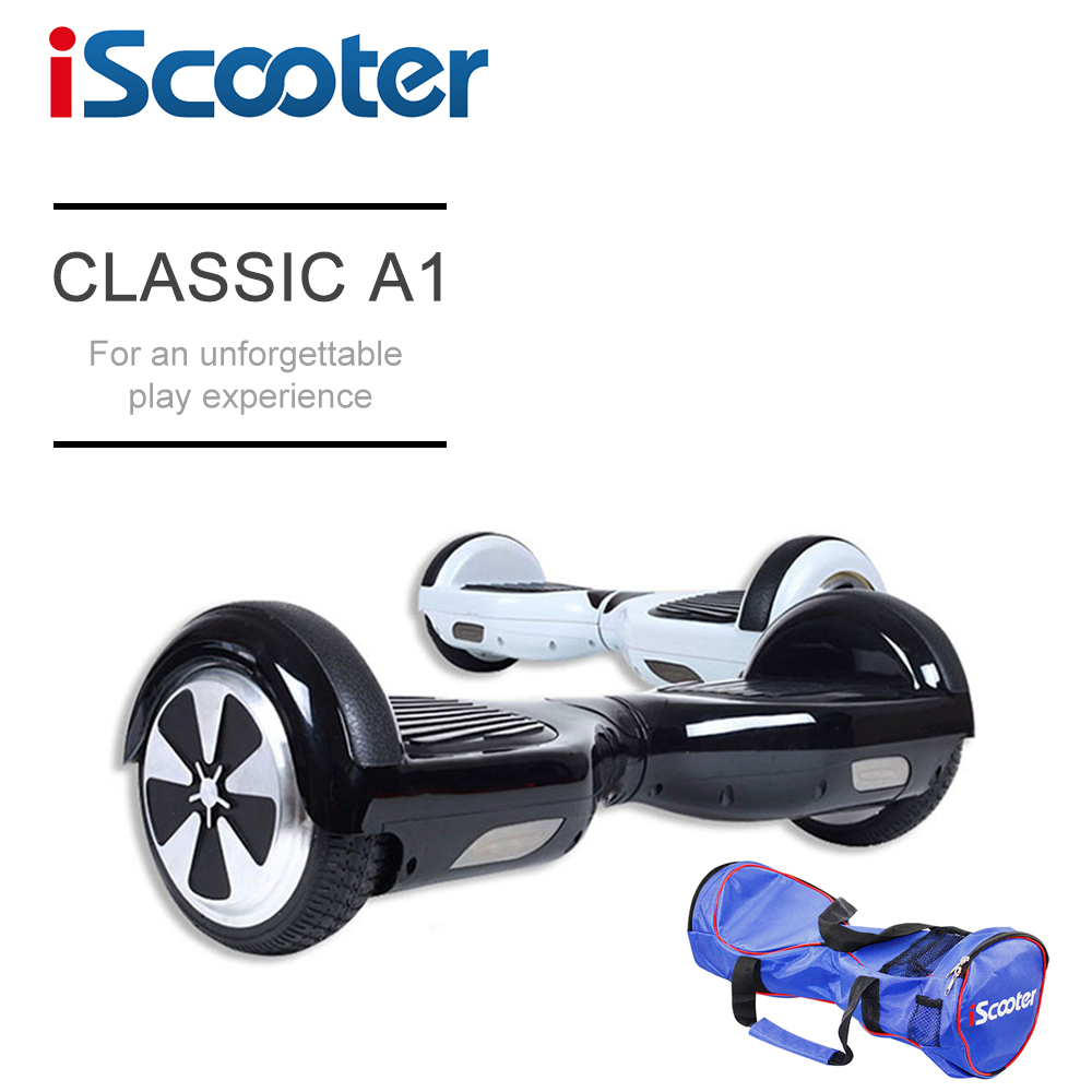 iScooter UL2272 hoverboard Electric skateboard scooter Smart two 6.5incg wheel Self balance scooter unicycle Standing drift