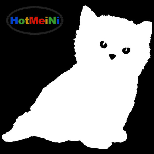 Must see White Chubby Adorable Dog - HotMeiNi-Chubby-Cute-Little-Black-Cat-Look-Forward-To-Hug-Pattern-Car-Stickers-Truck-Pet-Window  Photograph_287457  .jpg