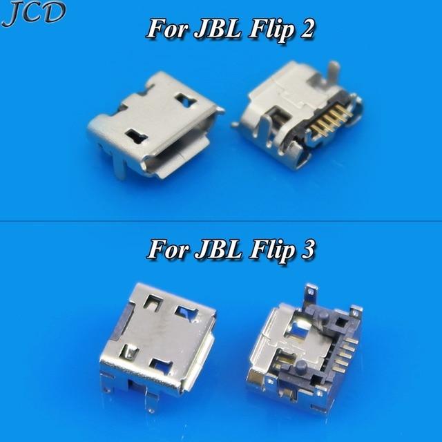 JCD JBL Flip 2 Flip 3 Bluetooth hoparlör mikro MINI USB jak soketi konnektör değiştirme onarım parçaları şarj portu şarj cihazı
