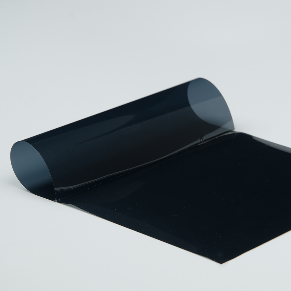VLT15 % noir Auto voiture clair fenêtre verre Auto-adhésif vinyle Film 100% UV preuve 99% IR rejet Nano céramique Film 0.5*10 mètres - 3