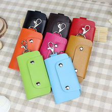 Мужские и женские кошельки, кожзам, брелок для ключей, сумка, рекламные подарки,, плюс логотип, можно настроить много конфетных цветов, сумка для ключей