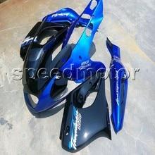 5 Presentes + YZF1000R Thunderace AZUL 1996 1997 1998 1999 2000 2001 2002 2003 2004 2005 2006 ABS Carenagem da motocicleta para Yamaha