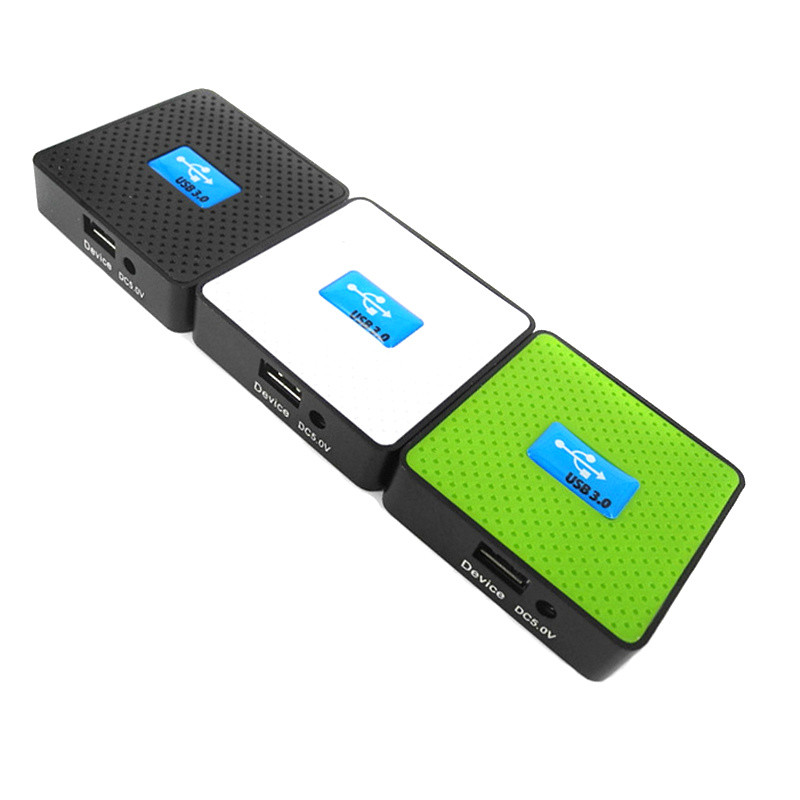 USB 3.0 4 Ports Hub Adapter