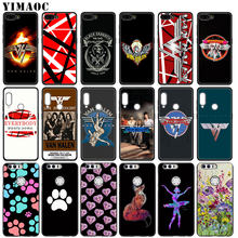 YIMAOC Eddie Van Halen Original Way Soft Case for Huawei Y7 Y6 Prime Y9 2018 Honor 8C 8X 8 9 10 Lite 7C 7X 7A Pro Black Cover(China)