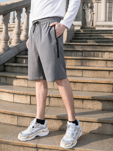 Image 2 - Pantalones cortos Pioneer Camp 2019 para hombre, pantalones cortos deportivos de verano para hombre con cremalleras, pantalones cortos casuales para hombre, ropa de marca para hombre ADK901110