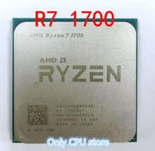 AMD Ryzen 7 1700 CPU Processor 8Core 16Threads AM4 3.0GHz 20MB TDP 65W Cache 14nm DDR4 Desktop YD1700BBM88AE
