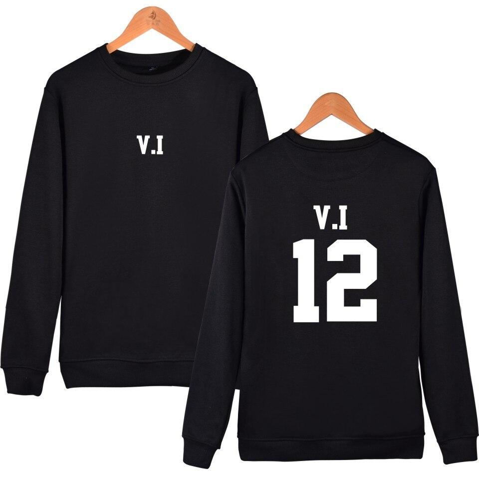 Hot Sale Bigbang Cotton Casual Harajuku Sweatshirt Winter Warm All-match Mens Hoodies And Brand Designer Mens Sweatshirt