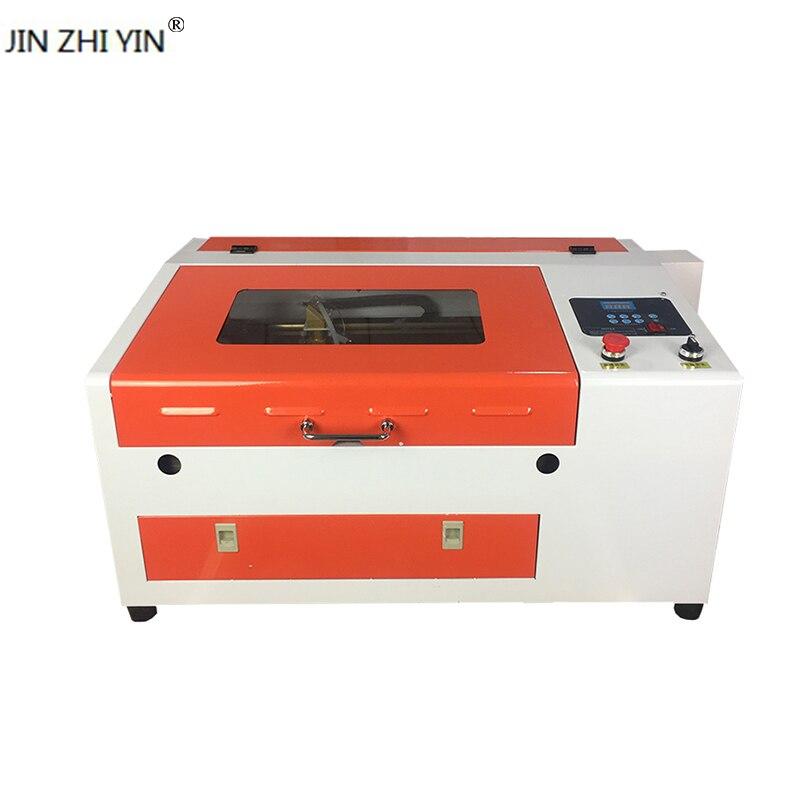 CO2 Laser Engraver  USB Laser Engraving Machine 220V/110V Laser Cutter With Honeycomb Worktable