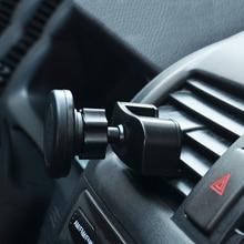 Soporte para teléfono de coche con ranura para CD y soporte magnético para ventilación de aire para teléfono móvil con soporte Universal para teléfono inteligente titular de la