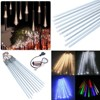 Multi Color 50CM SMD2835 Meteor Shower Rain Tubes AC100 240V LED Christmas Lights Wedding Party Garden