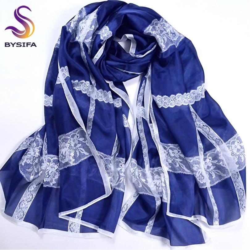 [BYSIFA] Shalpi mëndafshi Vjeshtë Ultralarge përfundon markë - Aksesorë veshjesh - Foto 2