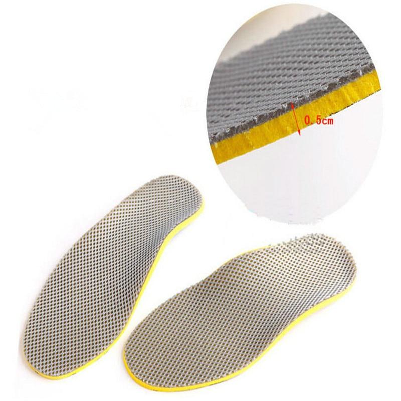 Absorción Cómoda Plantilla Ortótica Planos TPU Plantilla de - Accesorios de calzado - foto 5