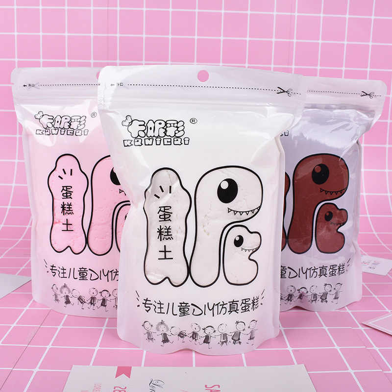 Paper Clay Enough Large Volume 100 Grams Paper Clay Soft Paper Clay Plasticine Drawing Slime Polymer Children's Toy