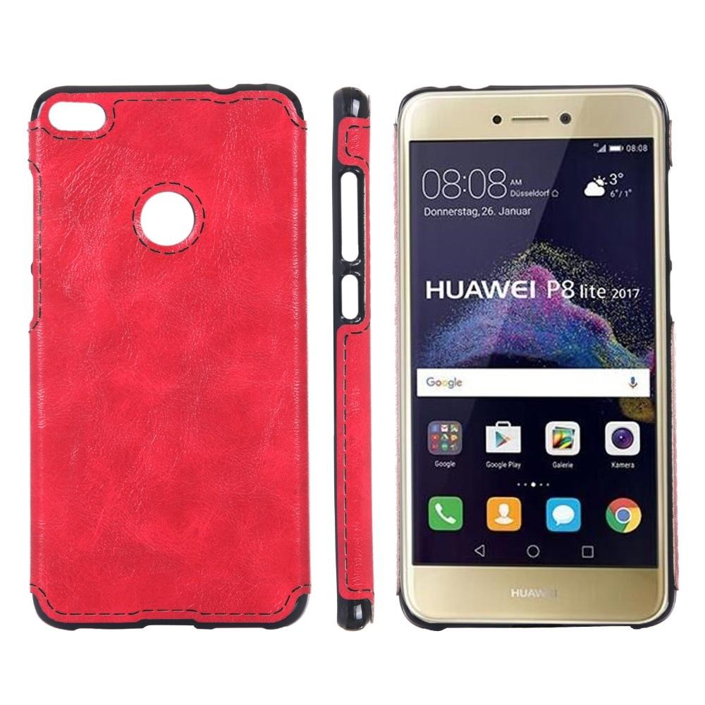 Nueva carcasa blanda de TPU Huawei P8 Lite 2017 Estuche Cortical - Accesorios y repuestos para celulares - foto 6
