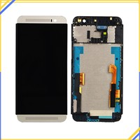 5 Inch 100 Original HTC ONE E8 LCD Touch Screen With Frame HTC ONE E8 Display