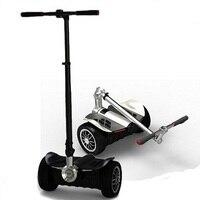 Новый взрослый Электрический для личного автомобиля 2 колеса самобалансирующийся скутер велосипед гироскоп балансер литиевый аккумулятор