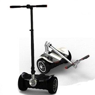 Новый взрослый Электрический личный автомобиль 2 колеса Самостоятельного Баланса скутер велосипед гироскоп баланс автомобиля Lithuim Батарея