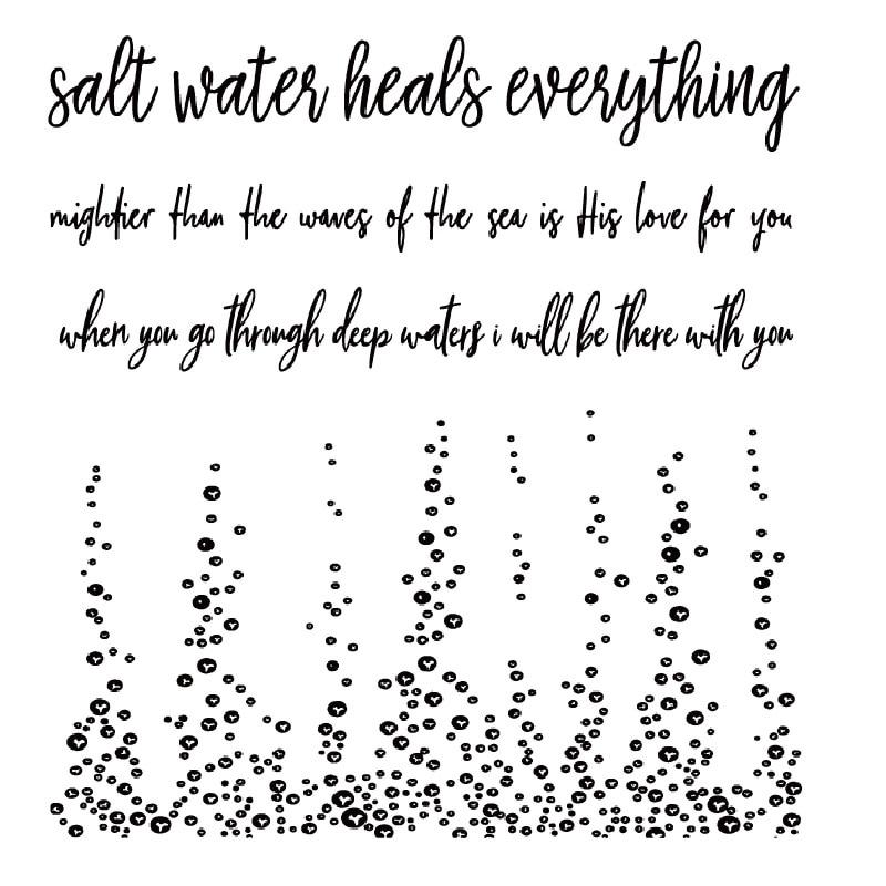 Aliexpress.com : Buy Water Bubble/Letter Transparent Clear