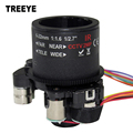 "HD 2.0 megapixel lente auto iris 6-22mm M14 CCTV motorizada, F1.6, ICR, Zoom Automático, 1/2. 7 "", Foco Automático, Auto IrisHorizontal Campo 43-16.5D"