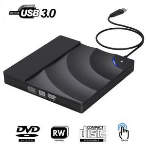 Dvd-Drive Writer Player Burner Laptop Cd Dvd Desktop External Portable Slim for /-RW