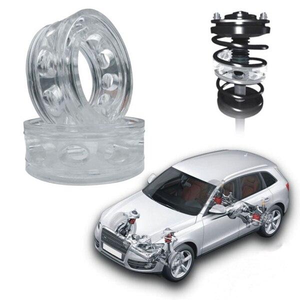 2 Pcs Car Auto A Type Shock Absorber Spring Bumper Power Cushion Buffer