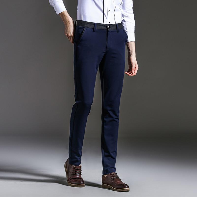 Aliexpress.com : Buy Spring Autumn Fashion slim fit Men Casual ...