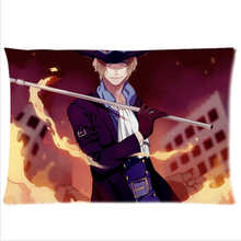 Sexy One Piece Nami & Nico Robin Boa & Shirahoshi 2 sides pillow case