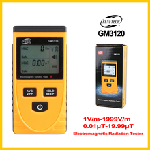 Детектор электромагнитного излучения, ручной счетчик для измерения электромагнитных излучений, инструмент для измерения электромагнитны...