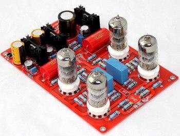 AC12V 20W 6N3 four tube pre amp board