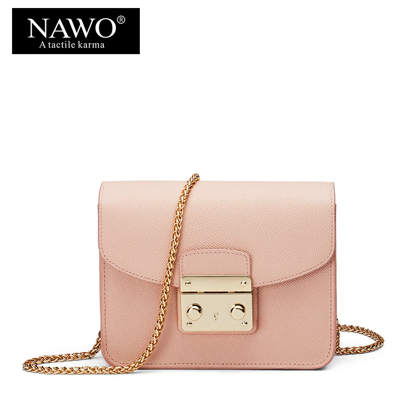 NAWO Famous Brand Women Messenger Bag Envelope Shoulder Bag Ladies Small Chains Crossbody Bag Luxury Handbags Women Bag Designer fashion brand pu leather messenger bag famous brand women shoulder bag envelope women clutch bag small crossbody bag
