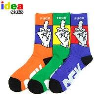 Cotton Long Harajuku Sock