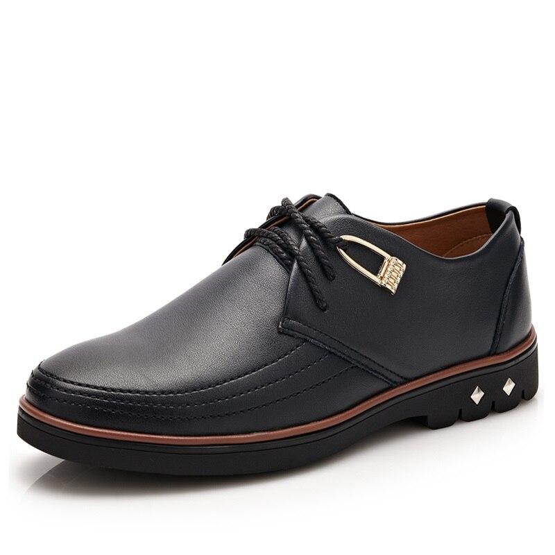 ac02d506c2d61e 2 Chaussures Oxford 4 ChaussuresClassique Formelles Hommes Robe 3 Nouvelle  Qualité Casual Belle 1 Pour HommesHaute 8wmNn0Ov