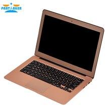 13.3 Inch laptop ultrabook notebook computer Fanless 4GB Ram 128GB SSD USB 3.0 Gen 5th i3 5005U dual core HDMI webcam(China (Mainland))