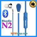 Bludio N2 Bionic Bluetooth V4.1 EDR Wireless Sport Auricular En la Oreja los Auriculares Estéreo de Auriculares Fone De Ouvido Sem Fio N2
