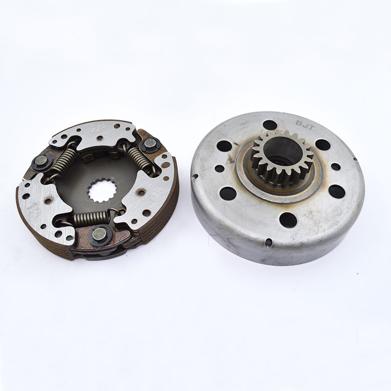 Motorcycle Primary Clutch Assy For Yamaha Crypton 110 T105E JY110 JYM110 JS110 JY JYM JS 110 110cc G23 Spare Parts Motorcycle Primary Clutch Assy For Yamaha Crypton 110 T105E JY110 JYM110 JS110 JY JYM JS 110 110cc G23 Spare Parts