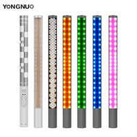 YONGNUO YN360II YN360 II/Pixel LED Bicolor 3200k 5500k App control Bluetooth Video luz RGB colorido foto LED