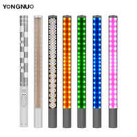 YONGNUO YN360II YN360 II/Pixel LED Bicolor 3200k 5500k App control Bluetooth Video luz RGB colorido foto LED