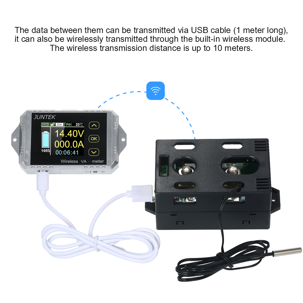 24 Weeks Juntek Dc 001 100v 100a Wireless Bi Directional Meter Lcr Gm328a Test Clip For Sale Electroniccircuitsdiagrams Addthis Sharing Buttons