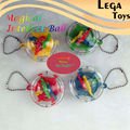 Mini Super Challenge Perplexus Maze Ball 3D Magical Intellect Ball Labyrinth Puzzle Ball IQ Balance Toy Brain Teaser